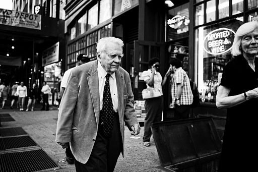 Last week was hard. This whole month's been hard. Here's four minutes of Andy Rooney talking about how much he hated Hemingway. You're welcome.