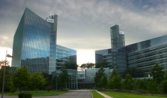USA Today and Gannett headquarters in Tysons Corner, Virginia.