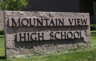 Mountain View High School, via Wikipedia