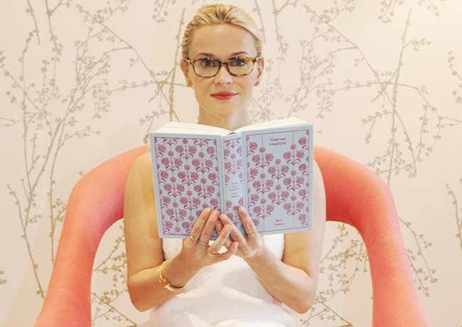 The rise of the online... Reese Witherspoon Book Club