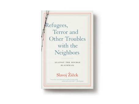 Slavoj Žižek and Hari Kunzru talk Trump and refugees at the Brooklyn Public Library