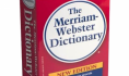 Merriam-Webster will not abide Trump's degradation of language