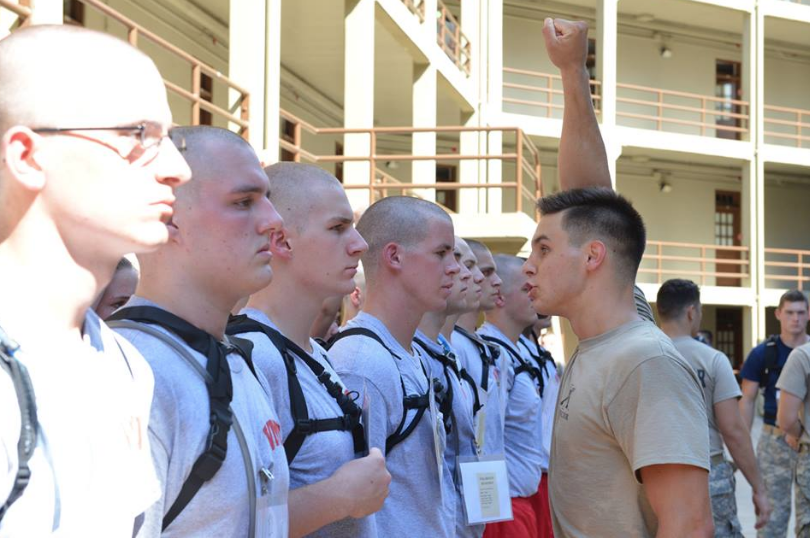 Military academy gets shamed by conservative outlet for offering cadets stress relievers