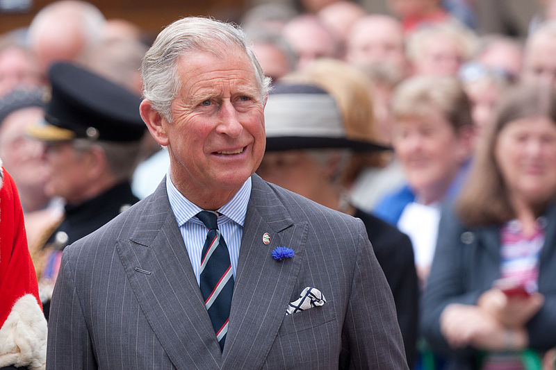 It seems climate change is happening, and Prince Charles pens a book to prove it
