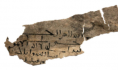 The oldest Arabic writing on paper ever found has been found in Tajikistan