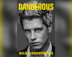 Openly racist and misogynistic writer Milo Yiannopoulos signs huge US book deal