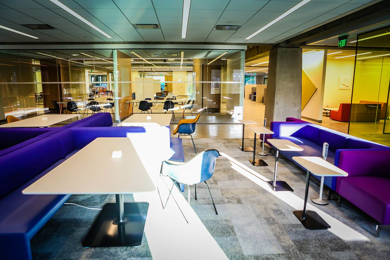 UC Berkeley's renovated undergraduate library will put you to sleep (with its fancy nap pods)
