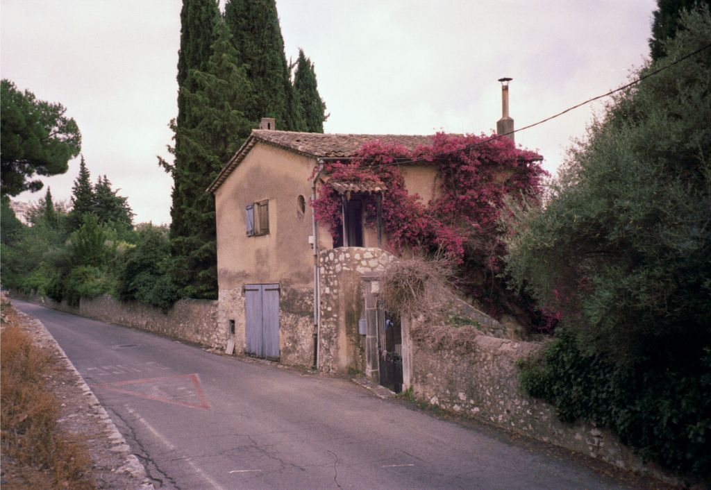 The fraught effort to save James Baldwin's house in France