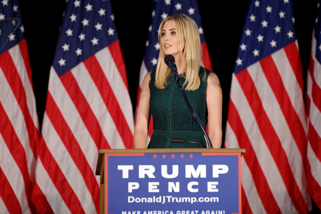 When Ivanka Trump doesn't promote her book, a helpful media steps in to do it for her