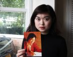 Angela Gui, daughter of kidnapped Causeway Bay bookseller Gui Minhai, speaks