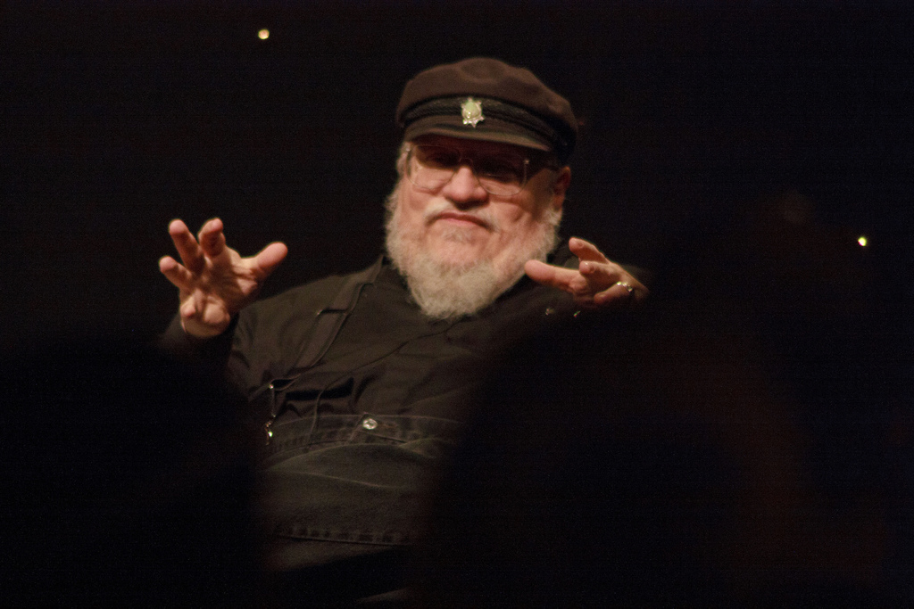 George R.R. Martin finally understands what makes us, his fans, angry