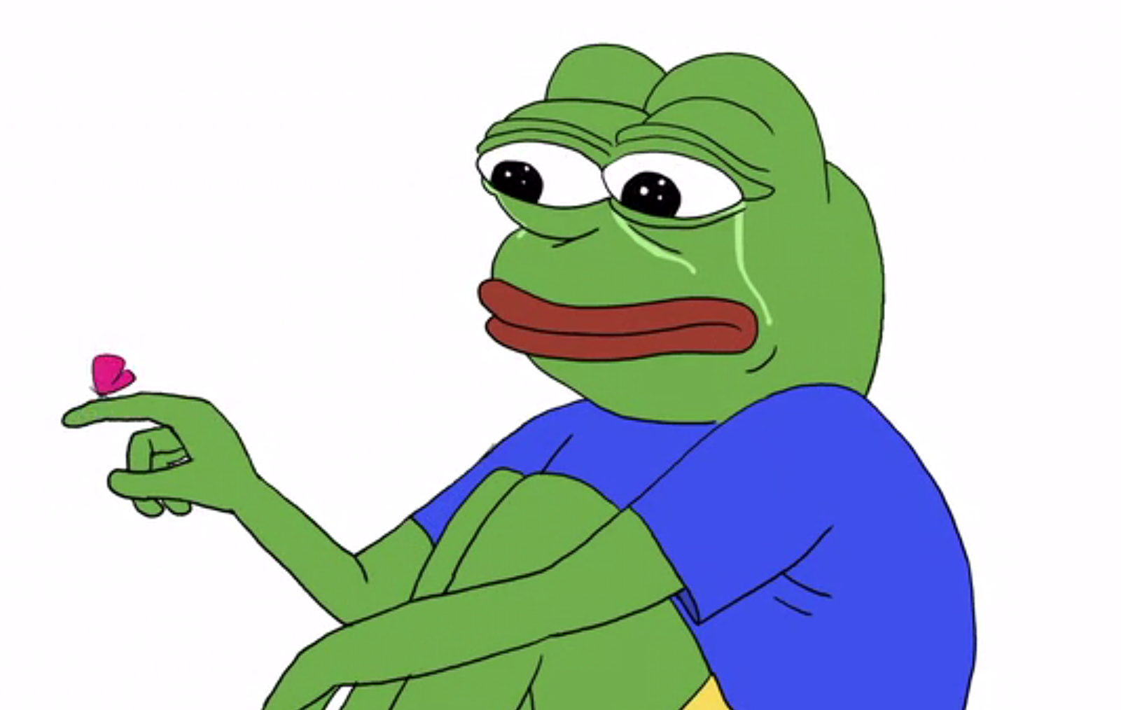 New Pepe zine hopes to reestablish the cartoon frog as a symbol of love and acceptance