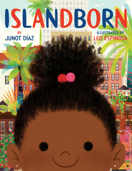 Twenty years later, Junot Díaz fulfills a picture-book-shaped promise to his goddaughters