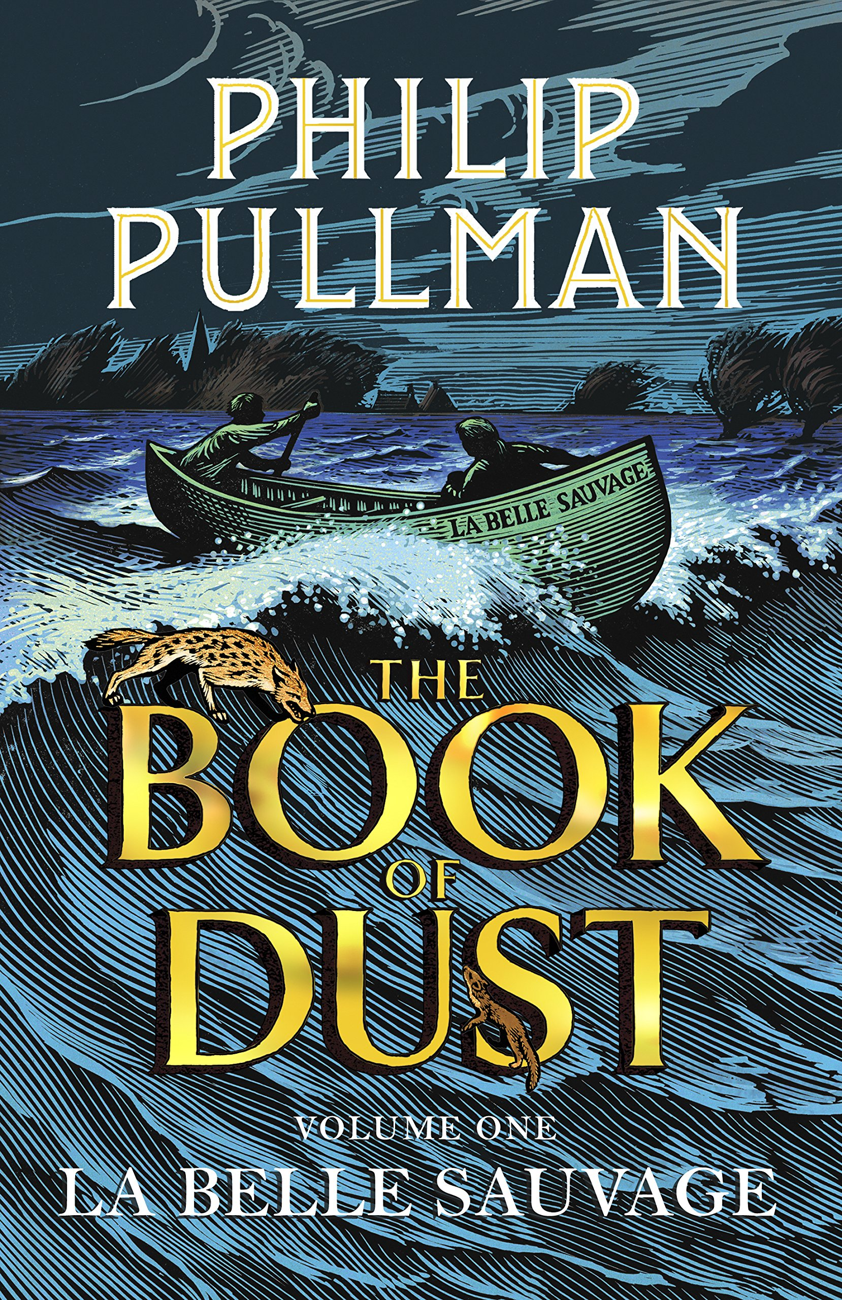 Philip Pullman's <i>Book of Dust</i> could harm independent bookshops
