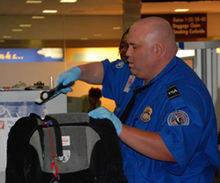 Go ahead and bring those Howard Zinn books on your vacation, the TSA doesn't care