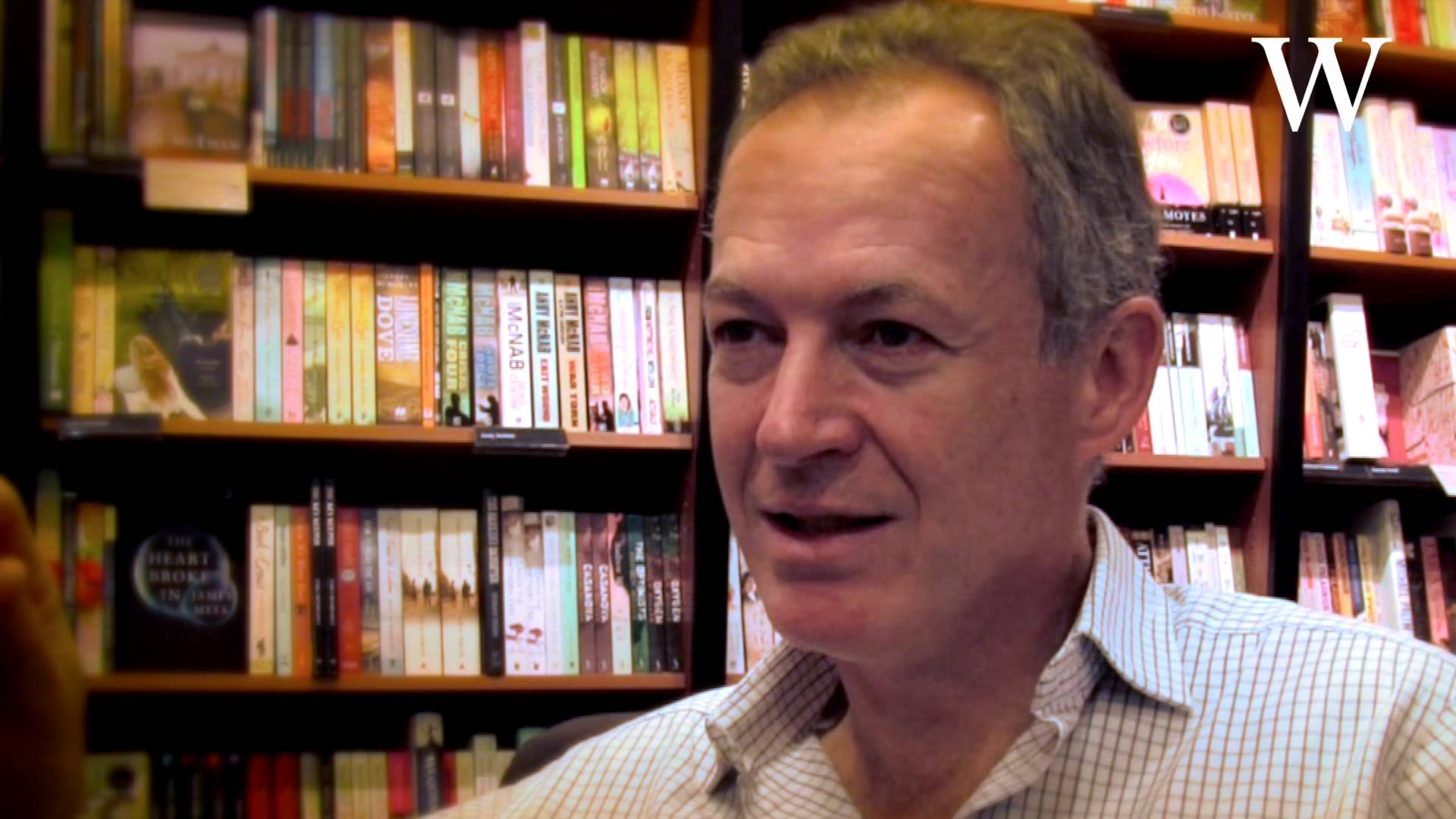 Don't be daunted by Amazon, says James Daunt