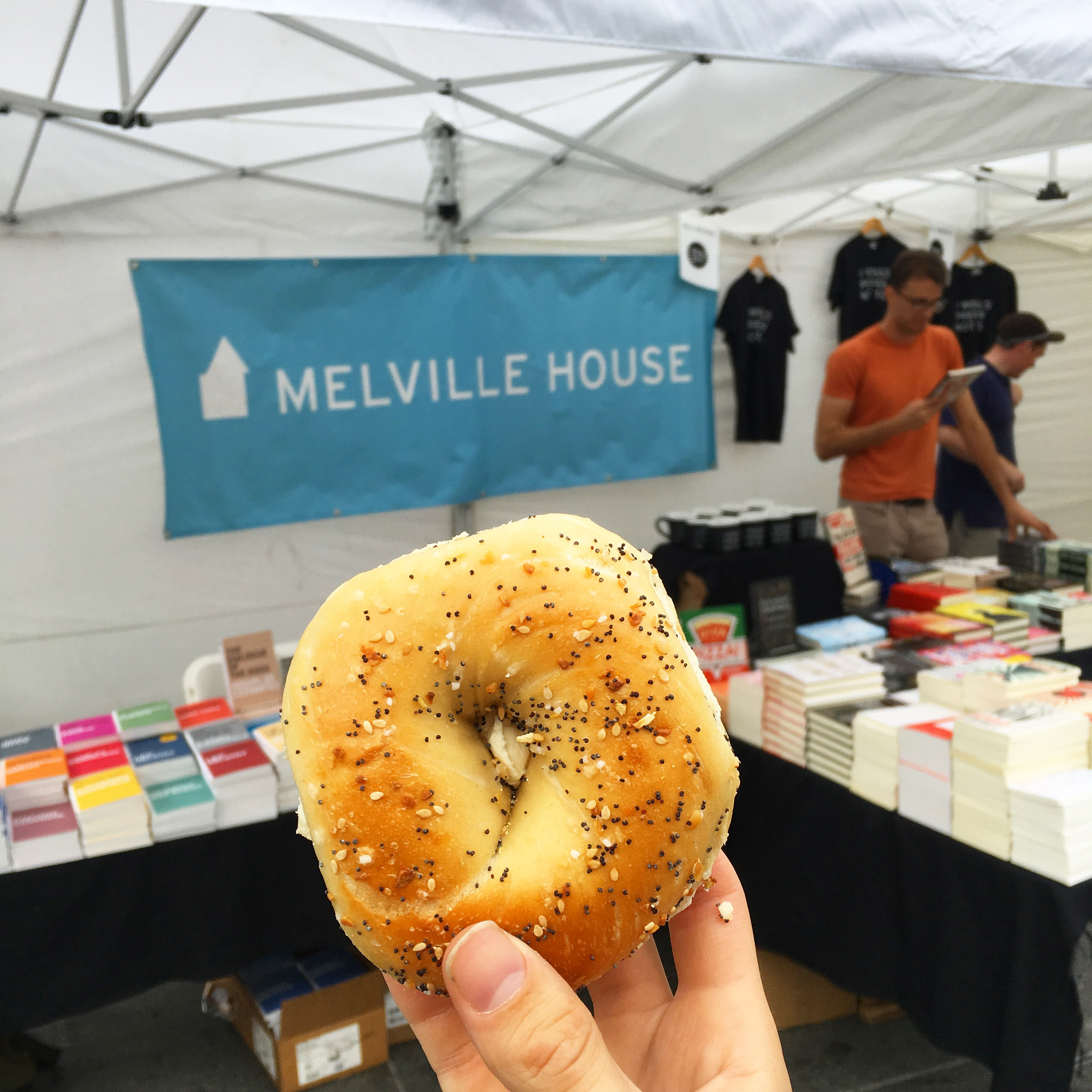 Brooklyn Book Festival 2017: I just wanna say, that was some festival of books