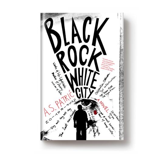 Available today: <i>Black Rock White City</i>