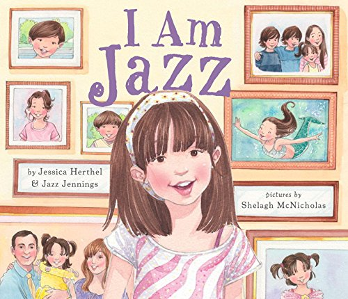 Your kindergartner can and should read books about transgender people