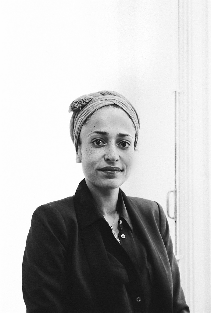 Zadie Smith ignores the internet; probably won't read this