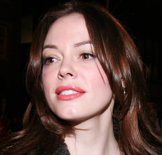 Rose McGowan told Amazon about Harvey Weinstein years ago