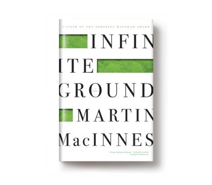 Behind the book: <i>Infinite Ground</i>