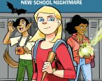 """Buffy fans get three prequel years with a new """"Buffy the Vampire Slayer"""" book series"""