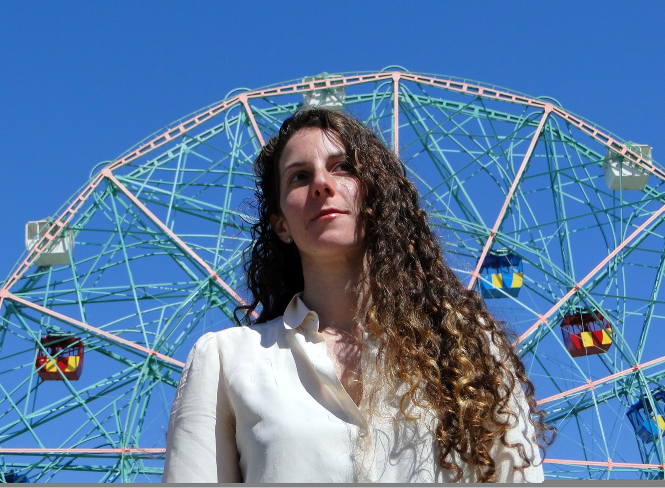 An interview with Amanda Deutch, the poet working to create a Coney Island-themed literary arts non-profit