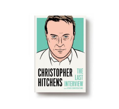 On sale now! <i>Christopher Hitchens: The Last Interview and Other Conversations</i>
