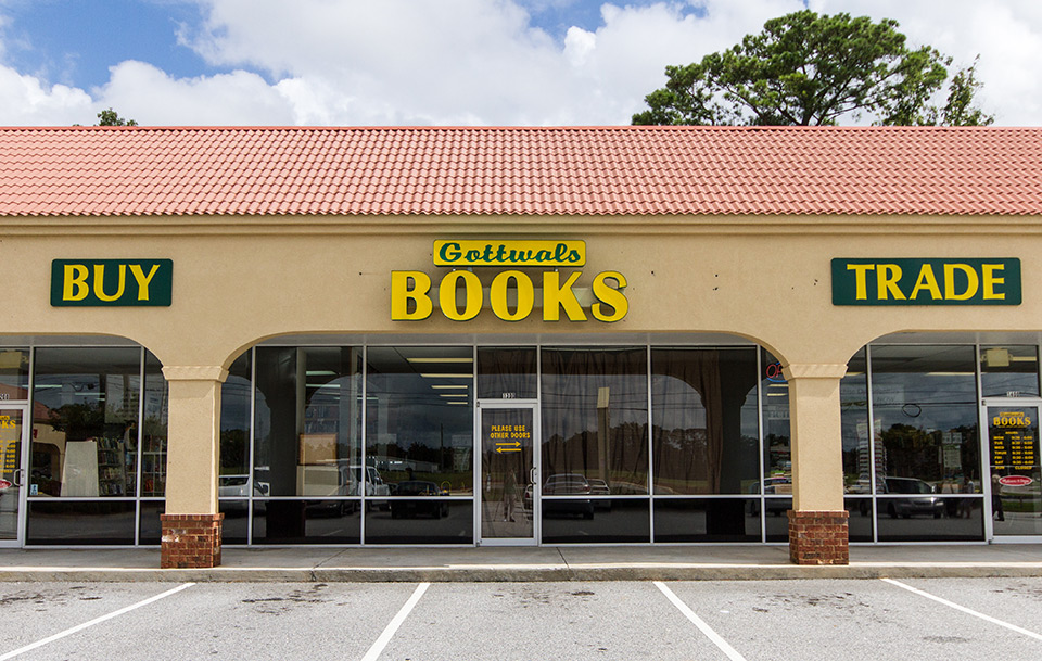 Some idiot shot a bookstore, for reasons currently unknown and presumptively stupid