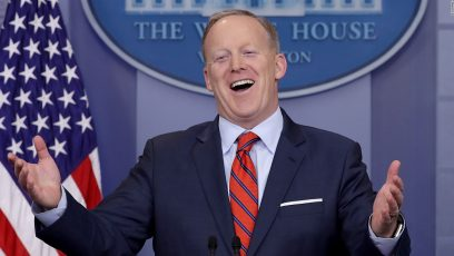 """Sean Spicer's new book will """"set the record straight"""""""