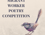 A woman wins Singapore's Migrant Worker Poetry Competition for the first time