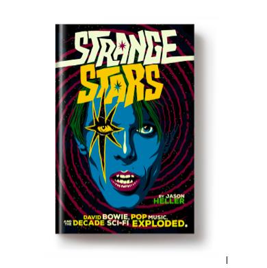 Spring preview: <i>Strange Stars</i> by Jason Heller