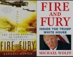 <i>Fire and Fury</i> is a bestseller! Wait --- not THAT one…