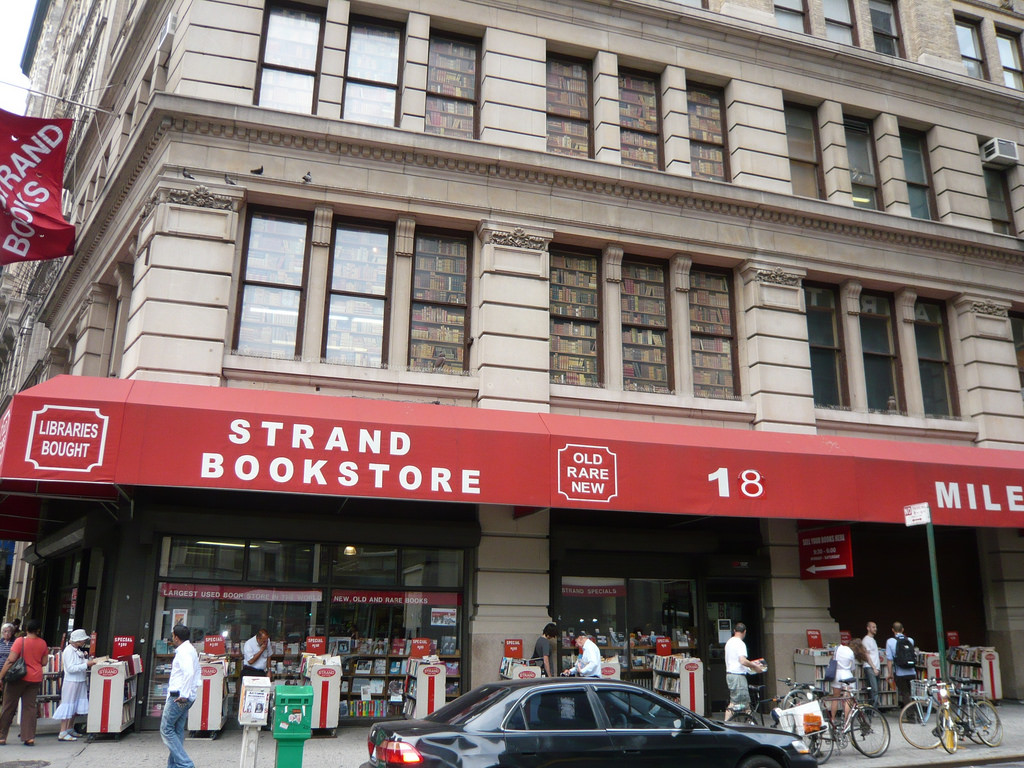 Fred Bass, owner of the Strand, has passed away at eighty-nine
