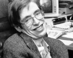 Hail and Farewell: Stephen Hawking, 1942-2018