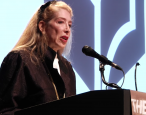 """""""Sometimes conflict with a god provokes a poem"""": A few minutes with Lucie Brock-Broido"""