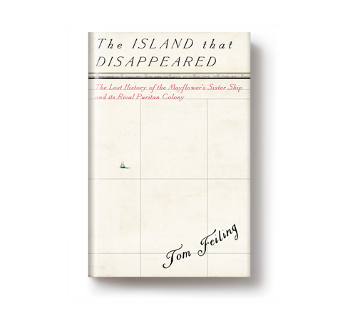 On sale today: <i>The Island that Disappeared</i>