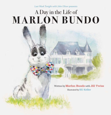 James Comey's book is getting outsold by a gay bunny named Marlon Bundo