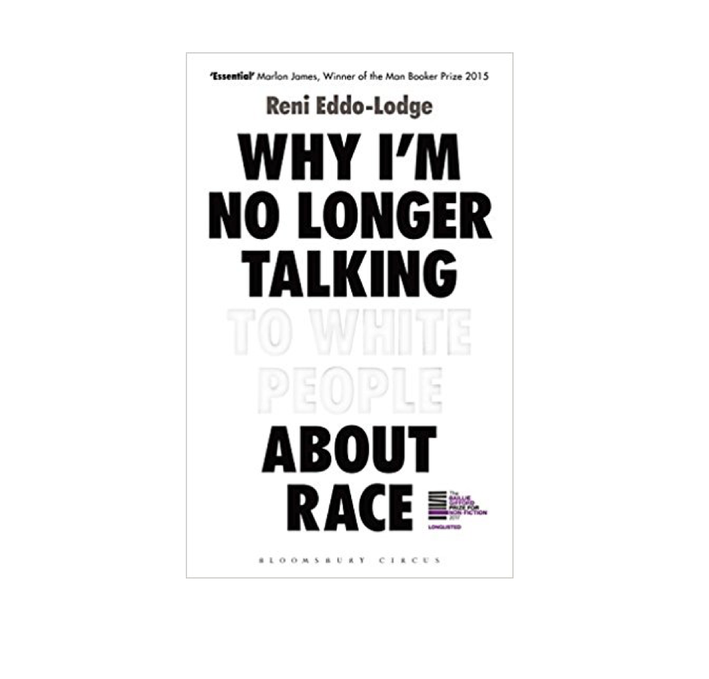 <i>Why I'm No Longer Talking to White People About Race</i> is named the UK's most influential book by a woman