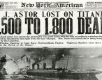 The Titanic's fate was predicted by two nineteenth-century novels, but my heart will go on