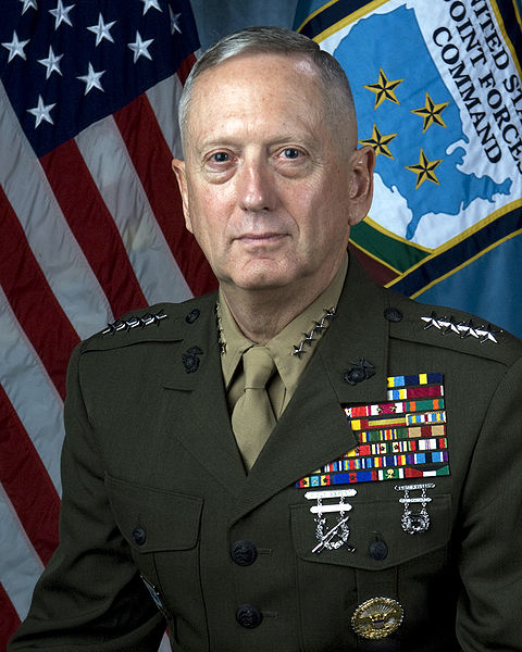 James Mattis may well be a war criminal, and no amount of reading will change that