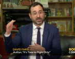 """Mostly, it's a book about what democrats can do to level the playing field in electoral politics"": David Faris will talk you into fighting dirty"