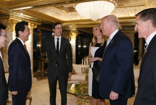 Ivanka Trump and Jared Kushner to receive the <i>Fire and Fury</i> treatment