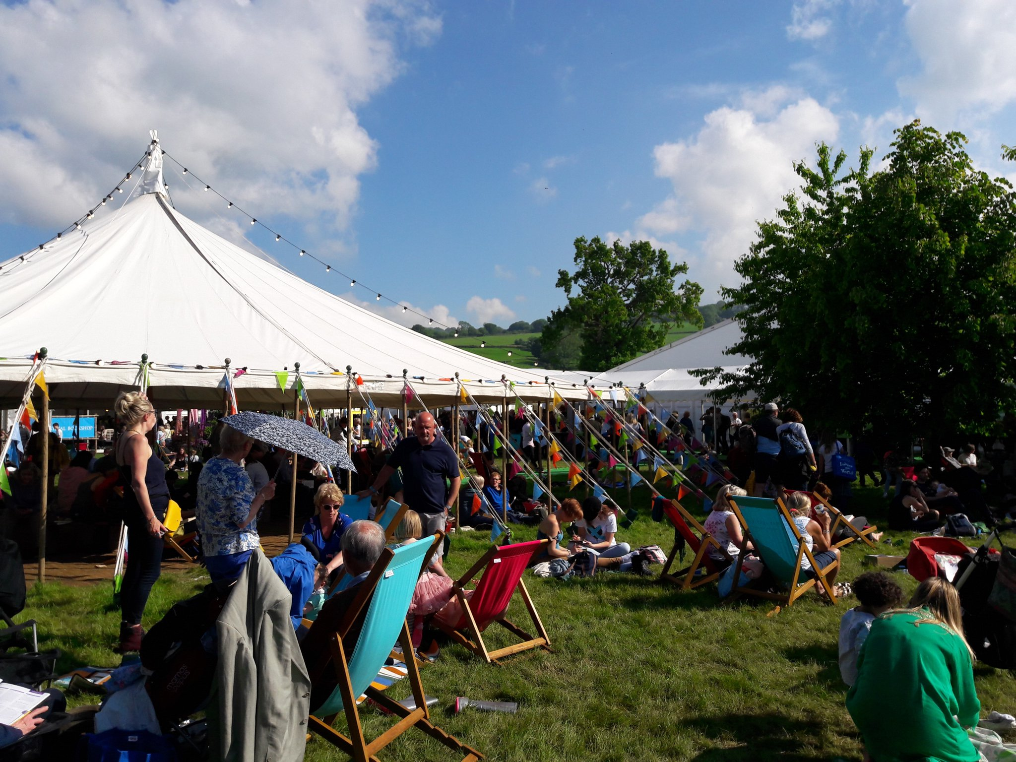 Don't judge the Hay Festival by its tedious controversy-mongers