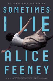 "In book titles, ""Lie"" is the new ""Girl"""