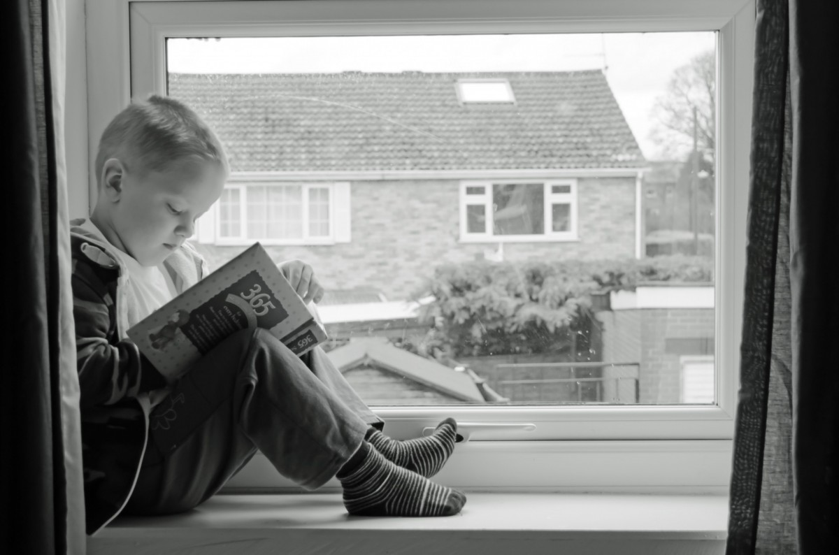 Are children's books becoming dangerously introspective and depressing?