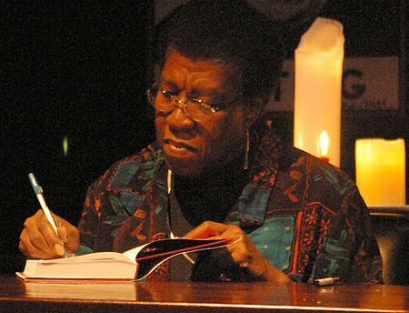 """""""A wonderful way to think about possibilities…to explore exotic politics"""": End your week right with some Octavia Butler"""