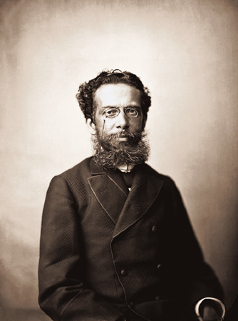 """Happy birthday, Machado de Assis! (Or, """"Who ever heard of putting a lot of crazy people together in one house?"""")"""