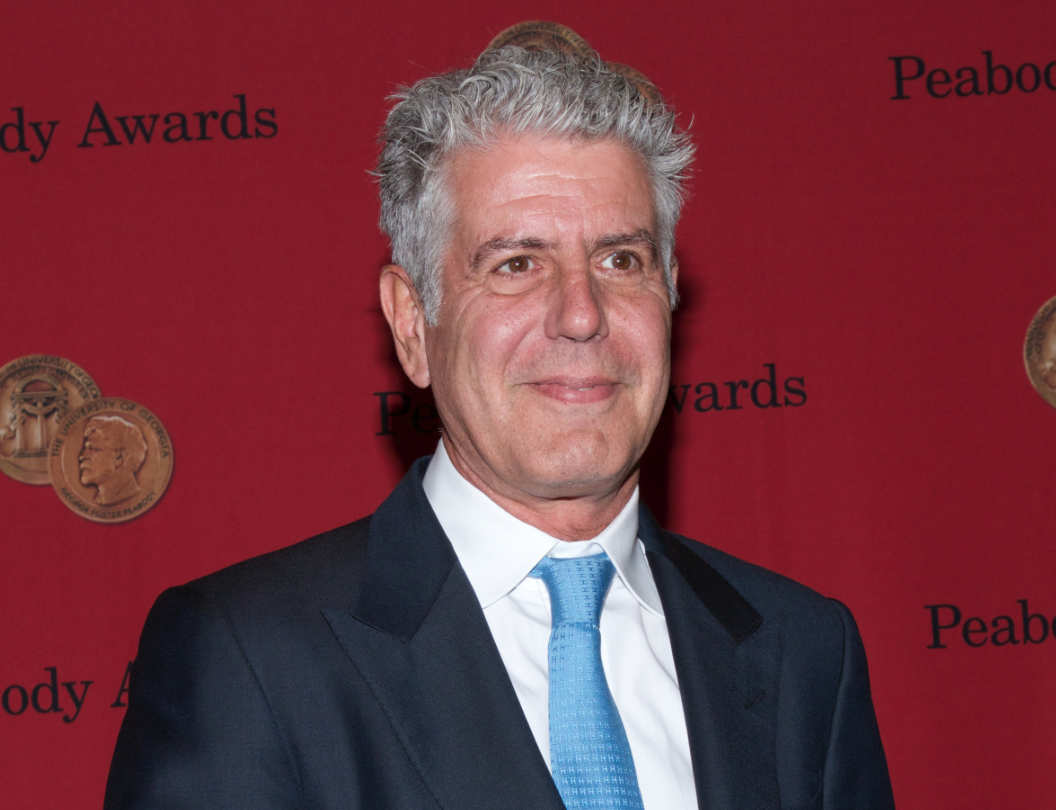 Hail and Farewell: Anthony Bourdain (1956-2018)